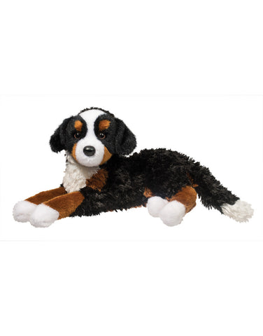 Grizzly Bernese Mountain Dog Plush toy