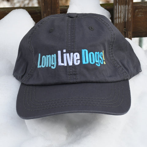 Long Live Dogs Cap