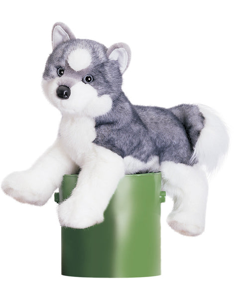 Sasha Husky Plush Toy