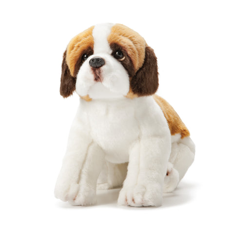 Saint Bernard Large Plush Toy