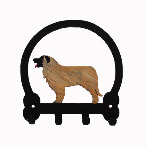 Leonberger Key Holder
