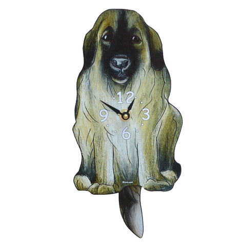 """Leonberger Motion Clock"" NEW!"