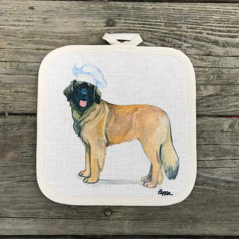 Leonberger Pot Holder