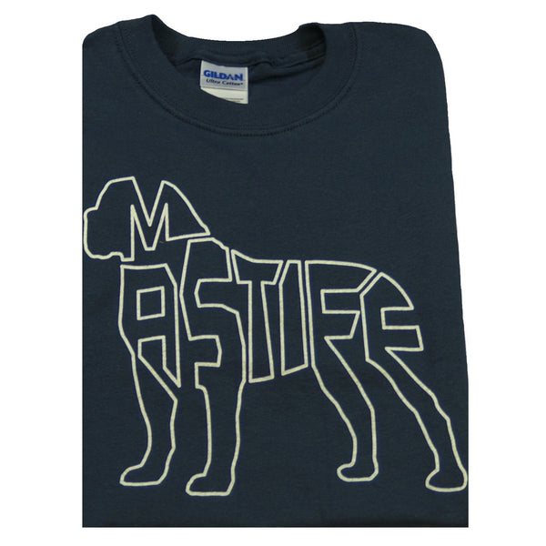 """Mastiff T-Shirt - 2 colors"""