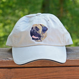 """Embroidered Mastiff Cap"""