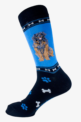 Leo socks for men - signature