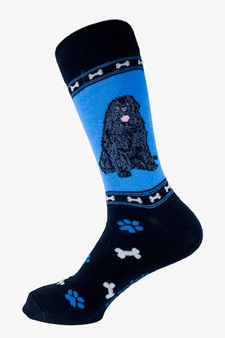 Newfie socks for men - signature