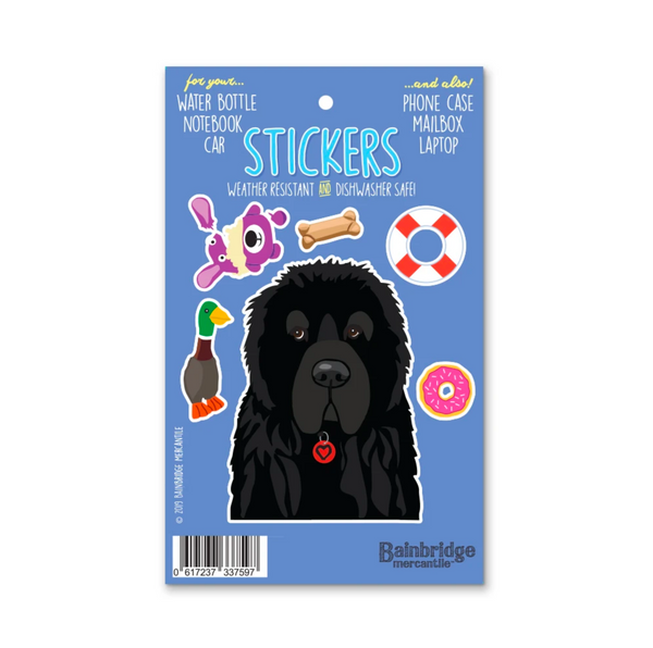 Weather Resistant Newfoundland Stickers