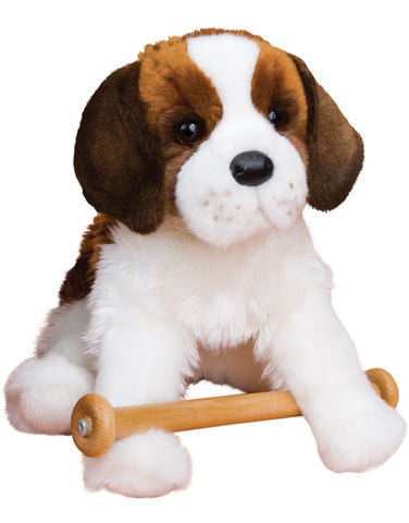 Oma Saint Bernard Plush Toy