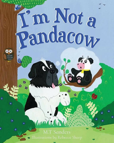 I'm Not a Pandacow