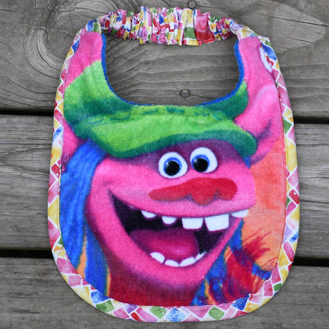Troll bib (PUPPY) - tile trim