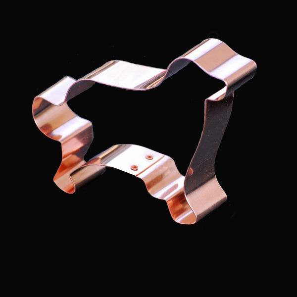 Copper Pyrenees Cookie Cutter