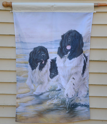Splash Time – 1 ply full sized flag