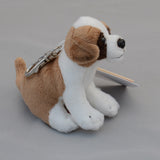 Small Saint Bernard Keychain Accessory