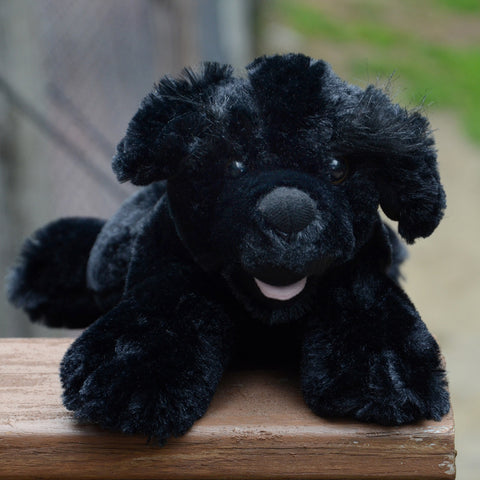 "12"" Newfoundland Plush Toy"