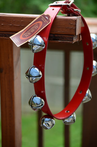 "Jingle Bell Collar - XLarge 26"" to 30"""
