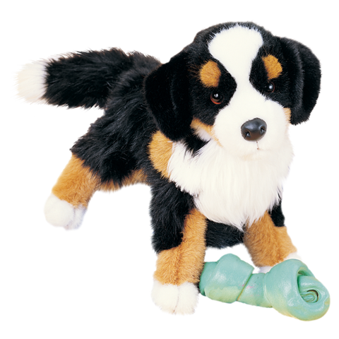 Trevor Bernese Plush Toy