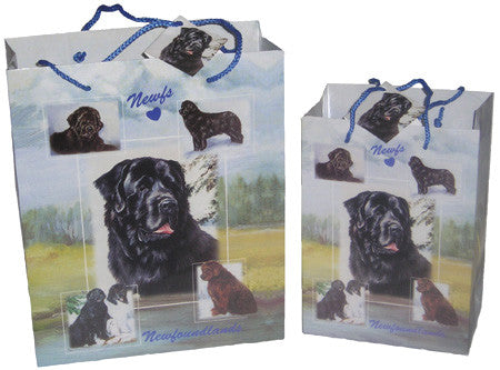 Small Newfoundland Gift Bags