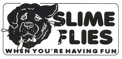 Slime Flies - Sticker