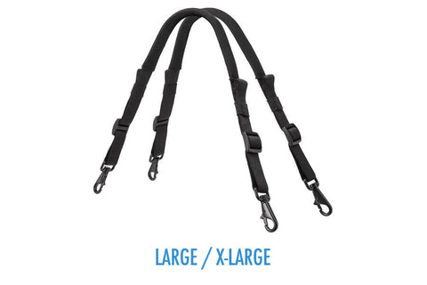"""Help Em' Up Harness - Walking Loop Handles"""