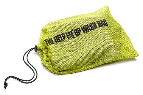 """Help Em' Up wash/storage bag"""