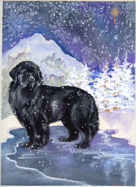Newfie Noel - Christmas Cards - 10 cards