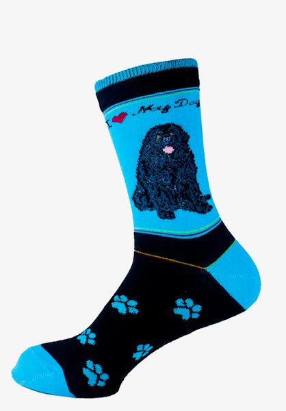 Newfie socks for women - signature