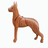 """Great Dane 3-D Wood Art Ornament"""
