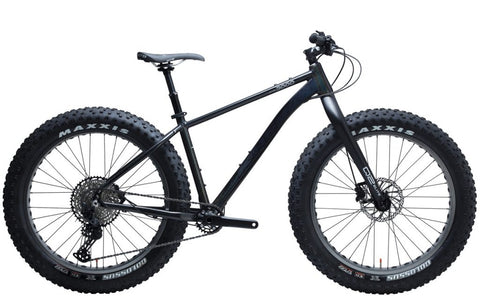 2020 KHS 4 Season 3000 with Wren Suspension Fat Tire Bike Size 17""
