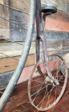 Columbia Penny Farthing Authentic Rare Old Circa 1880-1890 50in