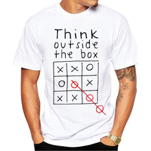 Load image into Gallery viewer, Think Out Side The Box MaleT Shirt - Exille