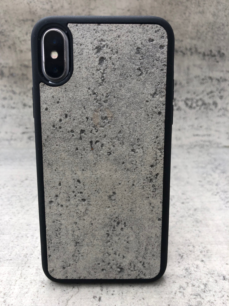 Iphone X, XS and XS Max Concrete case