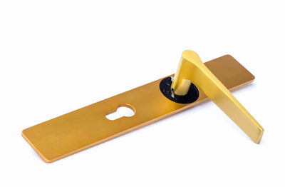 Gio Ponti Lever Nero Black Marble With Gold finish   (GPLP NMBL MGLD )