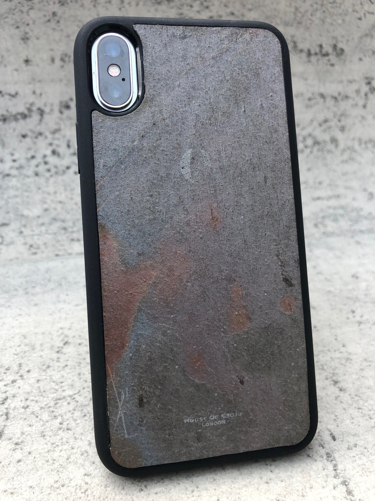 Iphone X, XS and XS Max Slate case