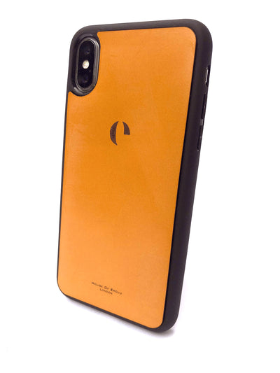 Iphone X, XS and XS Max Tan case