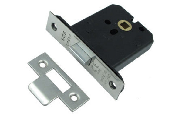 Mortice Box Latch 76mm Heavy spring