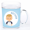 personalized cup | boy