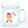personalized mealtime set | Christmas boy