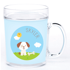 personalized cup | dog