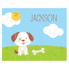 personalized puzzle | dog