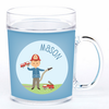 personalized cup | firefighter
