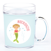 personalized cup | mermaid