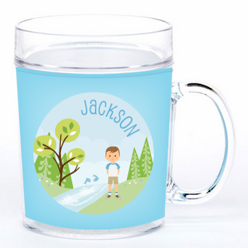 great outdoors cup | boy