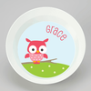 personalized mealtime set | owl
