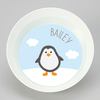 personalized mealtime set | penguin