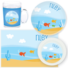 personalized mealtime set | fish