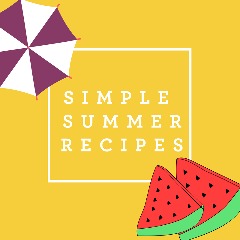 First Day of Summer Recipes