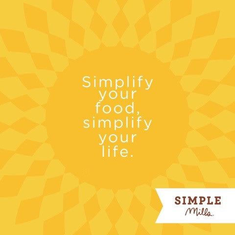 5 Steps to a #SIMPLEmillsLIFE