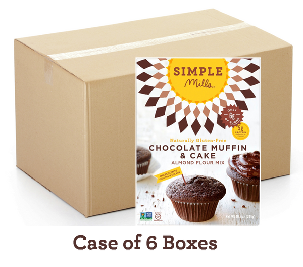 Wholesale Chocolate Muffin & Cupcake Mix