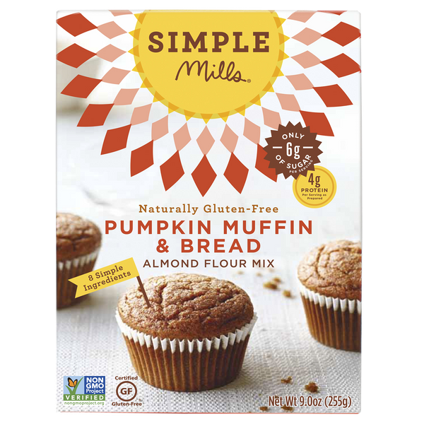Pumpkin Muffin & Bread Mix